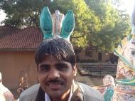 Stable 2. Lakshmi Tours leader Kamlesh