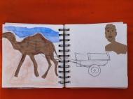 Sarah's sketchbook