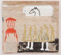 Sandy Sykes Margin Series, Print and mied media