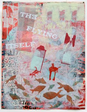 The Flying Itself - Sandy Sykes