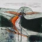 Amanda Ralfe - 'Wiltshire Landscape'