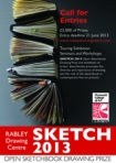 E. SKETCH2013  Call for entries e flyer