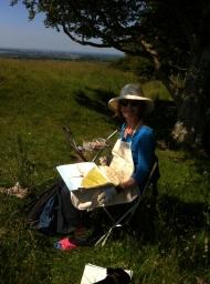 Judith at Cherhill