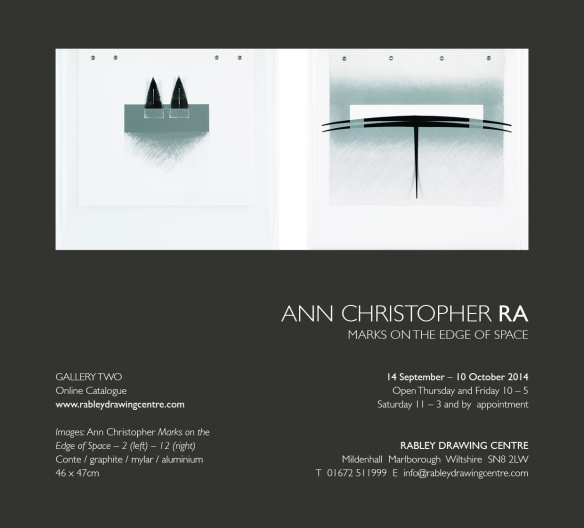 ECard Rabley Exhibition Sept 14 Ann Christopher