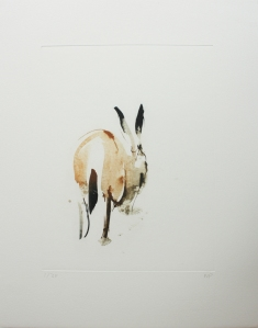 NP08 Nik Pollard Brown Hare (small)