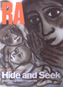 Eileen Cooper RA 'Hide and Seek' Royal Academy AD