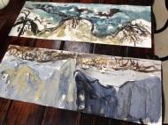 Nik Pollard's sketchbooks
