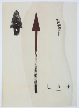 Jennie Norman, 'Arrow I', Silkscreen