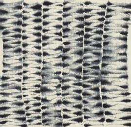Rebecca Salter RA, Quadra 2, Japanese Woodcut