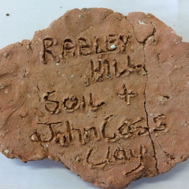 Clay from Rabley farm.