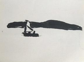 Thompson Island sketch