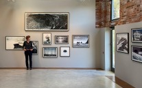 Emma Stibbon at Rabley Gallery